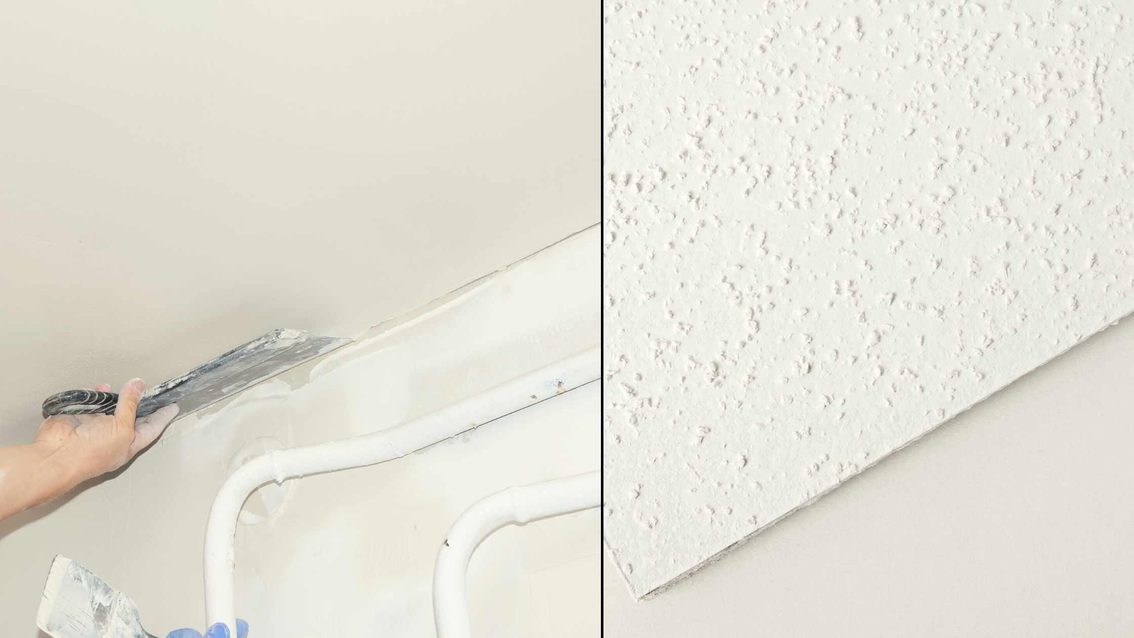 Plaster VS Drywall Ceilings: What are The Differences?