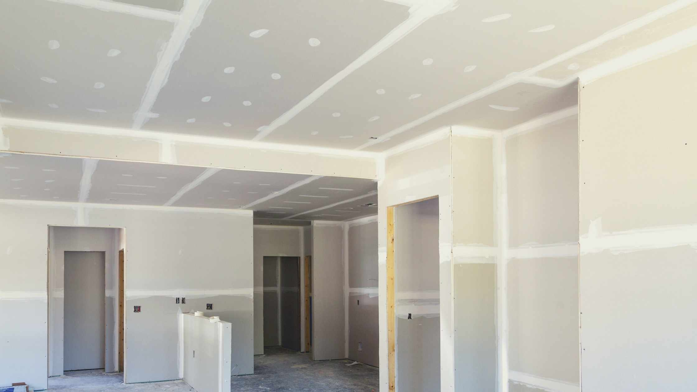 What are Drywalls and What are The Benefits of Installing Drywall?